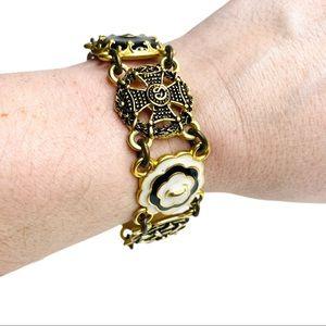 St. John 45 Years of Devotion Enamel Bracelet